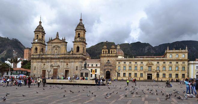 Кафедральный собор Боготы