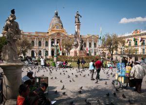 Площадь Мурильо (Ла-Пас)