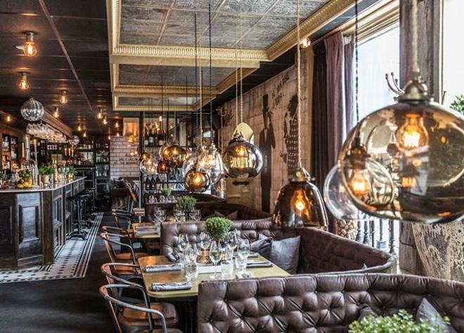 Restaurant Vinci - один из лучших в городе