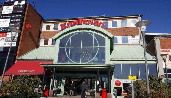 Торговый центр Кналлеланд
