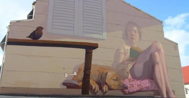Центр уличной живописи