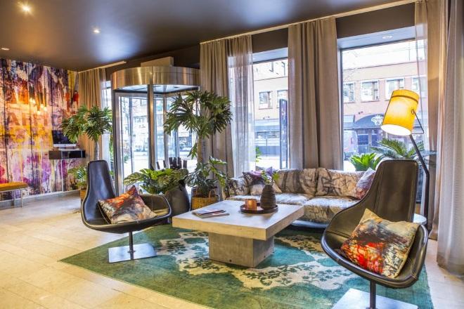 Comfort Hotel Jazz - один из лучших отелей в Буросе
