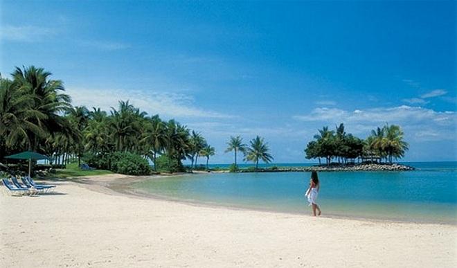 Танджунг-Ару - лучший пляж острова