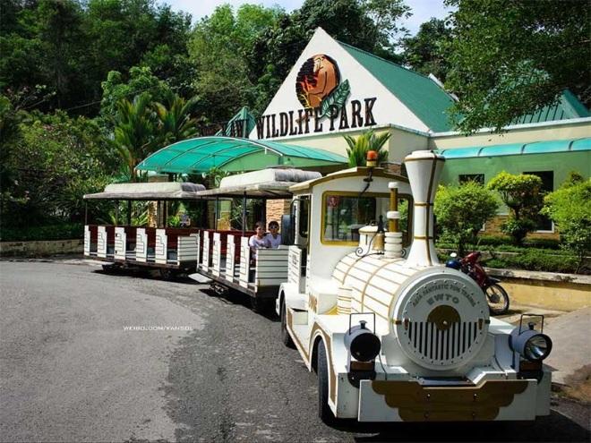 Зоопарк Lok Kawi wildlife park
