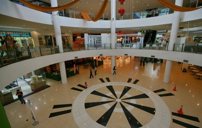 Торговый центр в Кота-Кинабалу
