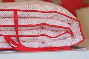 Bortiki w łóżeczku własnymi rękami33