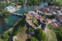 Босанска Крупа и крепость