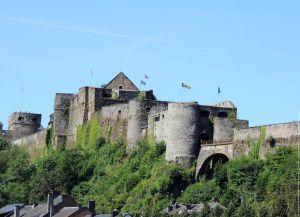 Бульонская крепость