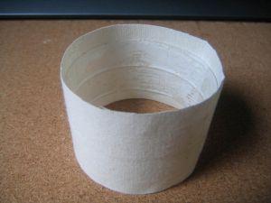 како направити наруквицу од тканине2
