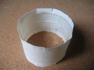 како направити наруквицу од тканине3