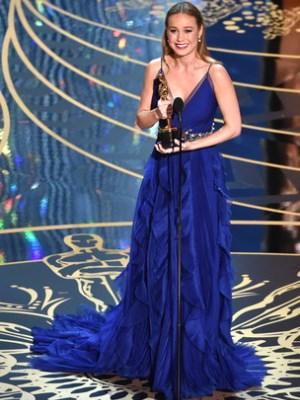Бри Ларсон и ее первый Оскар