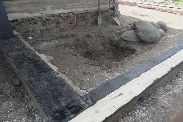 Izgradnja ograde od opeke samostalno 4