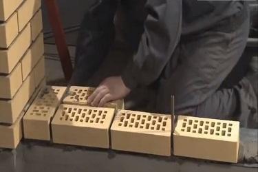 Izgradnja ograde od cigala to čini sami 8