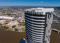 Отель - Meriton Serviced Apartments Brisbane on Herschel Street