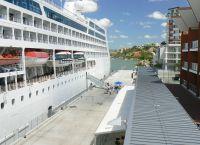 Круизный порт Брисбена