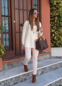 кафяви дамски обувки 10
