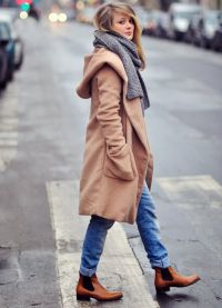 кафяви дамски обувки 15