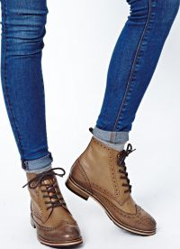 кафяви дамски обувки 3