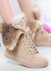 кафяви дамски обувки 8