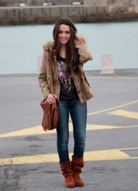 Brown Suede Boots9