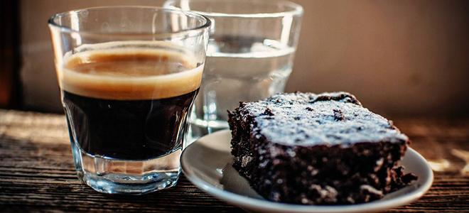 Klasične kave s kavom