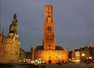 Bruges Belfort Tower