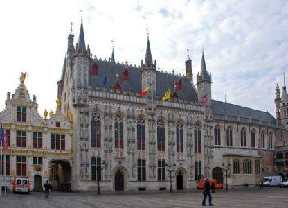 Gradska vijećnica u Brugesu