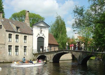prosjak u Brugesu