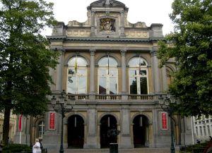 Старый театр в Брюгге