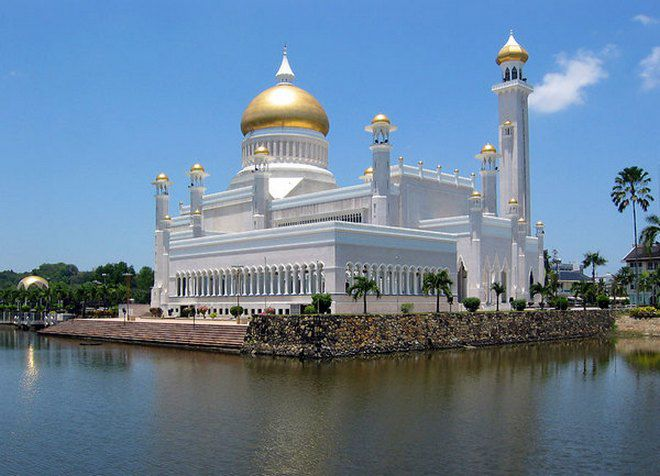 Дворец Султана (Истана Нурул Имана)