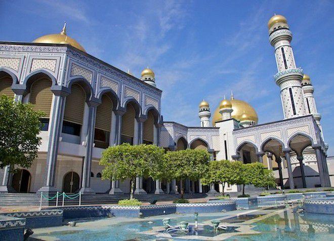 Мечеть Джеймс Аср Хассанала Болкиаха