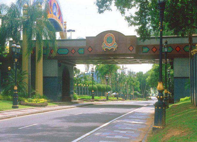 Джерудонг-парк