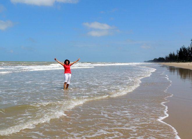 Пляж Сери Кенанган