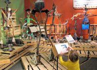 Комната в Детском музее, Брюссель