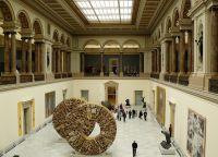 Один из залов Королевского музея изящных искусств