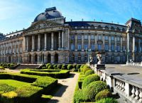 Королевский дворец Брюсселя