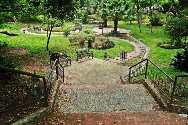 Парки Букараманги