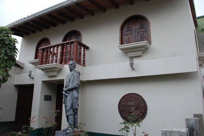 Каса-де-Боливар
