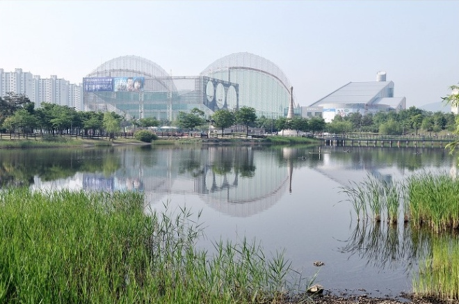 Парк озера Сан-Лонг