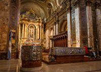 Алтарь в кафедральном соборе Буэнос-Айреса