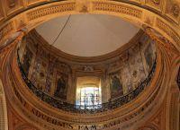 Второй этаж кафедрального собора Буэнос-Айреса