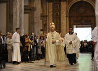 Служба в кафедральном соборе Буэнос-Айреса