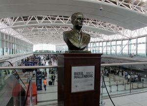 Международный аэропорт Пистарини