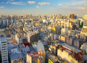 Жилые кварталы Буэнос-Айреса