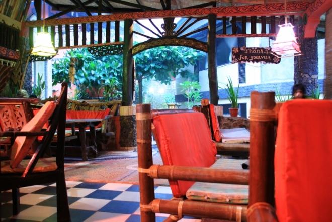 Рестораны в Букит Лаванг