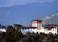 Крепость Джакар-дзонг