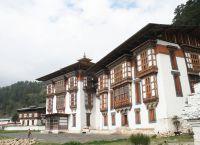Монастырь Курджей-лакханг
