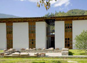Отель Amankora Bumthang