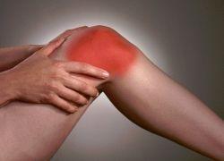 колени бурситис
