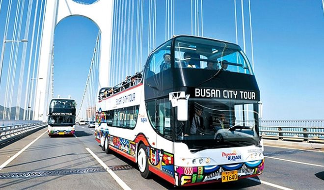 Автобус Пусан